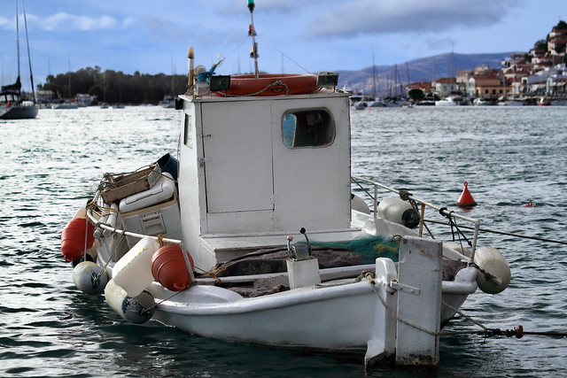 The Little Boat that Could in Poros