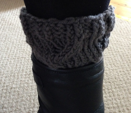 Boot Toppers   by Coffee Muffins
