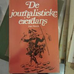 boek van de gratis-meeneem-tafel: De journalistieke eierdans