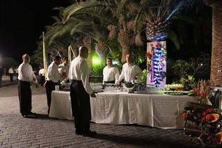 todo listo por nuestro equipo de La Gañania Catering | by La Gañanía Finca & Catering, Tenerife