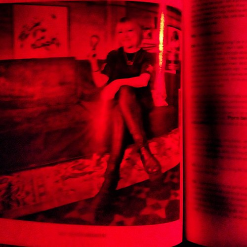 Check out the amazing @cindygallop interviewed in the newest @sexanddesignmag issue RED! | by sarahwulfeck