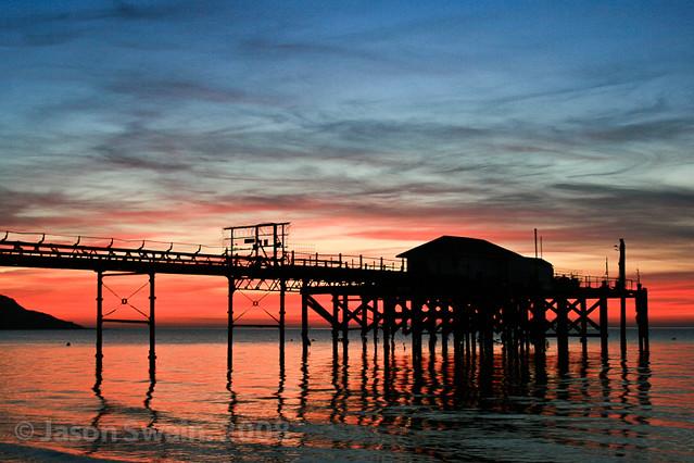 Memories of Totland Pier