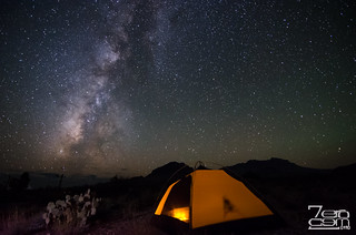 Under the stars | by Sergio Garcia Rill