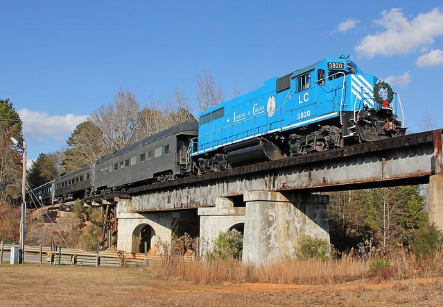 L&C Santa Train 2012 (5)