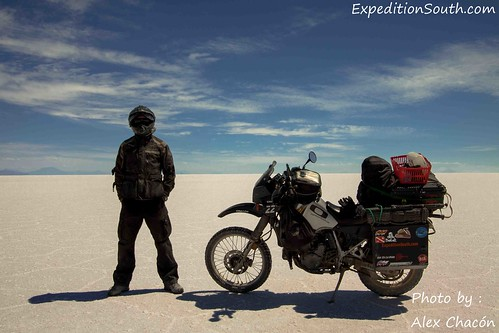 Uyuni Salt Flat | by ExpeditionSouth