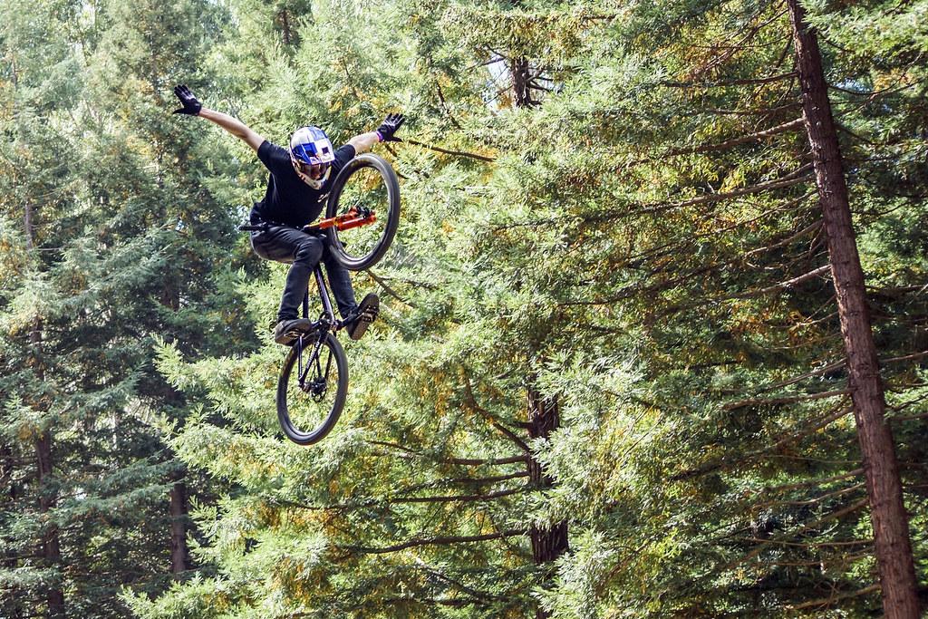 rotorua bike trails