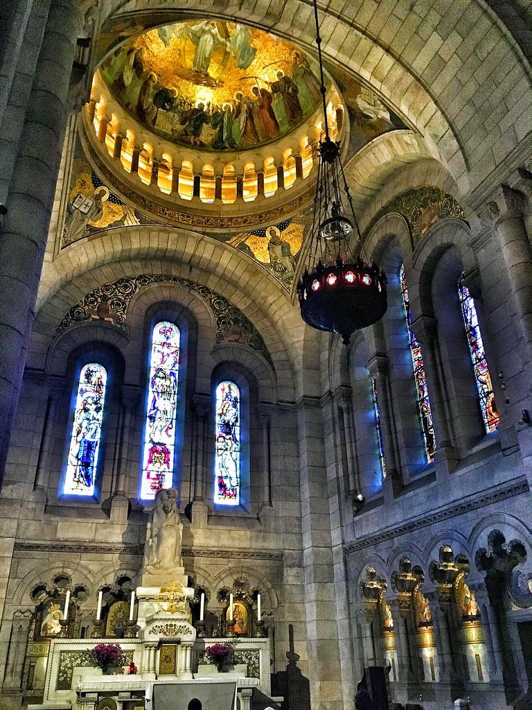 Basilique Sacr U00e9-coeur - Paris - France