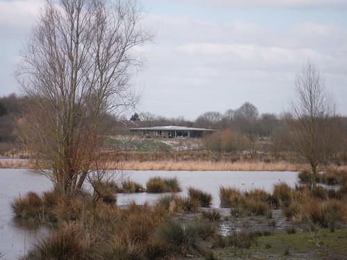 Ingrebourne Valley Visitor Centre and Ingrebourne Marshes SSSI SWC Short Walk 34 - The Ingrebourne Valley (Hornchurch to Upminster)