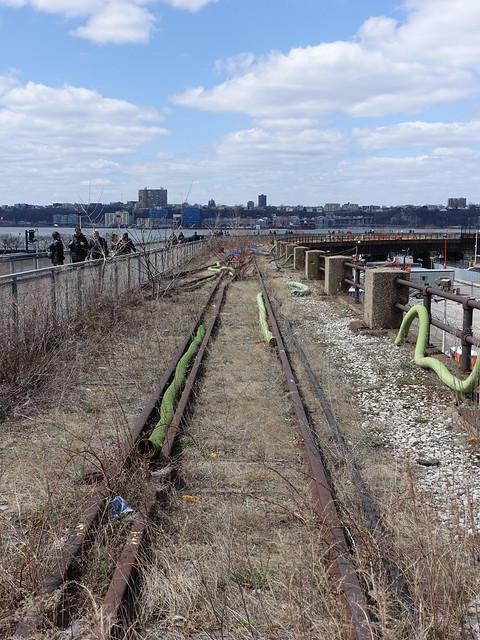 201804061 New York City Chelsea High Line Park 3rd phase