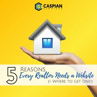 5 Reasons Every Realtor Needs a Website (5) | by caspianservices