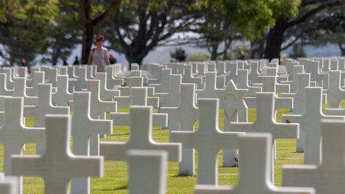 Normandy American Cemetery and Memorial | by Stig Nygaard