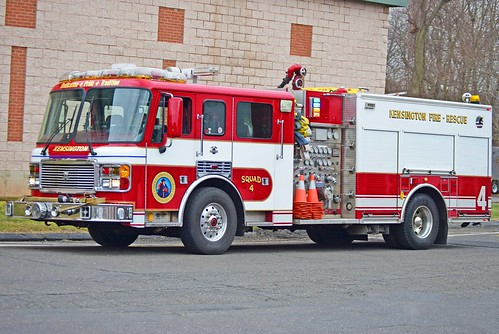 ct berlin alf american lafrance engine firetruck