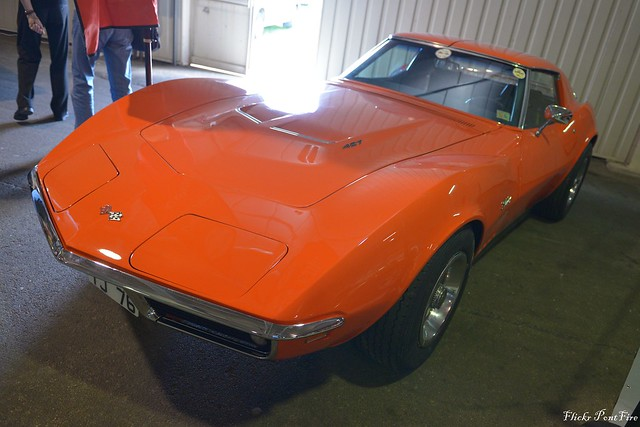 1969 Chevrolet Corvette Stingray 427 T-Top