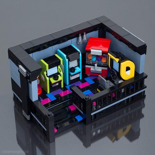 Modular Arcade (Gen 2)