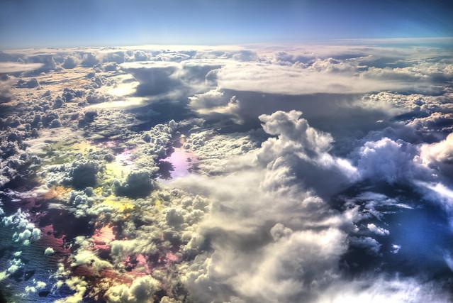 Turbulent Sky