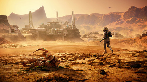 Mars DLC   by PlayStation Europe
