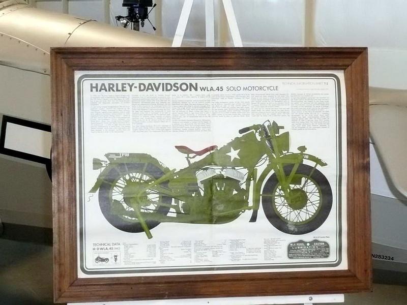 Harley-Davidson WLA.45 Motorcycle 2