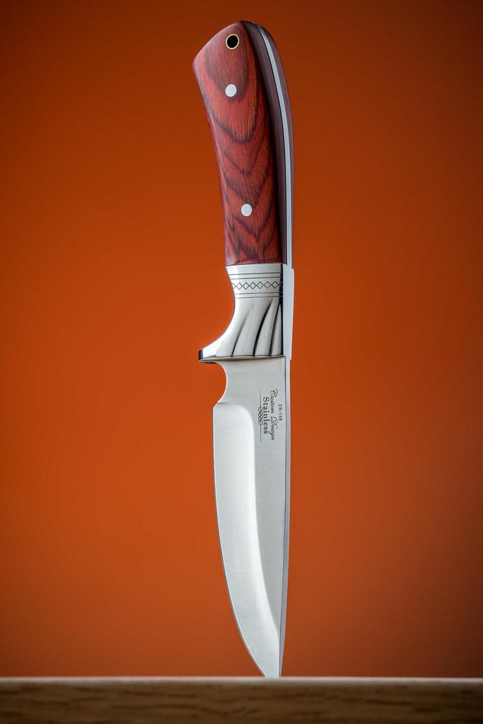 Elk Ridge Knife Product Shot | brentbeme | Flickr