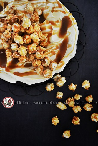 Salted Caramel Popcorn Chocolate Cake | by jamieanne