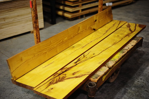 Figured Rustic Osage Orange Lumber Check Out This