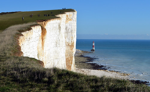 Beachy Head Lighthouse | by Neilhooting