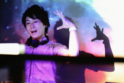 Ministry of Sound feat  MOGUAI @ OSAKA Live&Bar11 Onzieme10 | by Mixtribe Photo