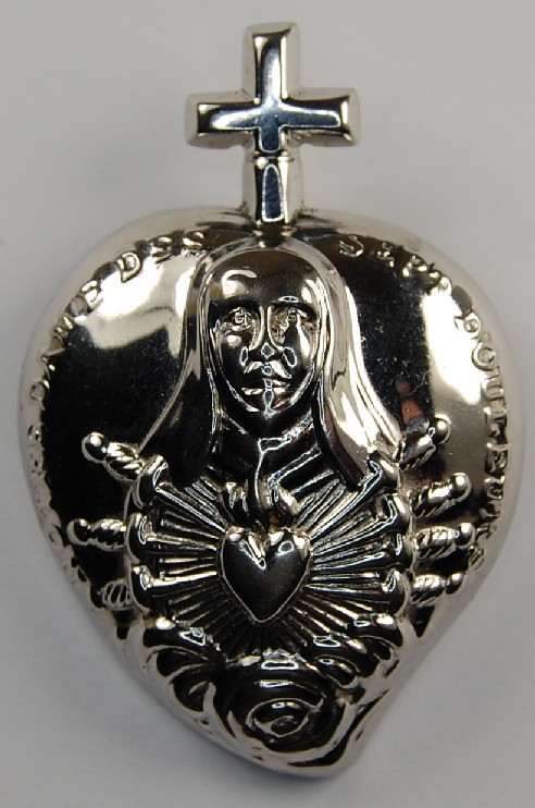 Congregation of Sisters of the Holy Cross pendant 7 Sorrow…   Flickr
