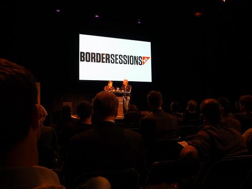 Bordersessions 2012: Erwin Blom interviews Andrew Keen