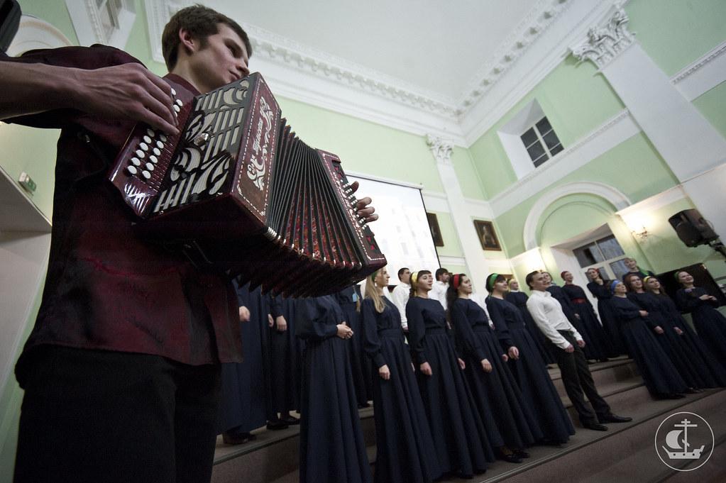 26 ноября 2012, Фестиваль народной песни
