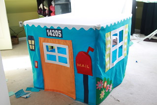 card table playhouse | by anythingpretty