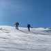 Ski tour over Veleta and Raspones