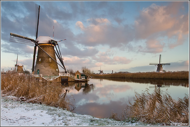 Kinderdijk (yesterday)