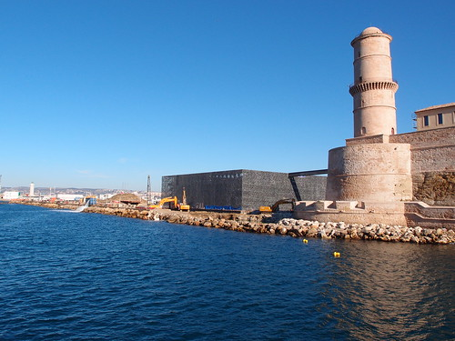 Fort Saint-Jean @ Marseille | by *_*