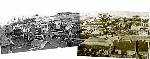 Newcastle East  panorama 1870s | by russellr50