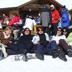 Skiweekend Grindelwald Frauenriege 2009