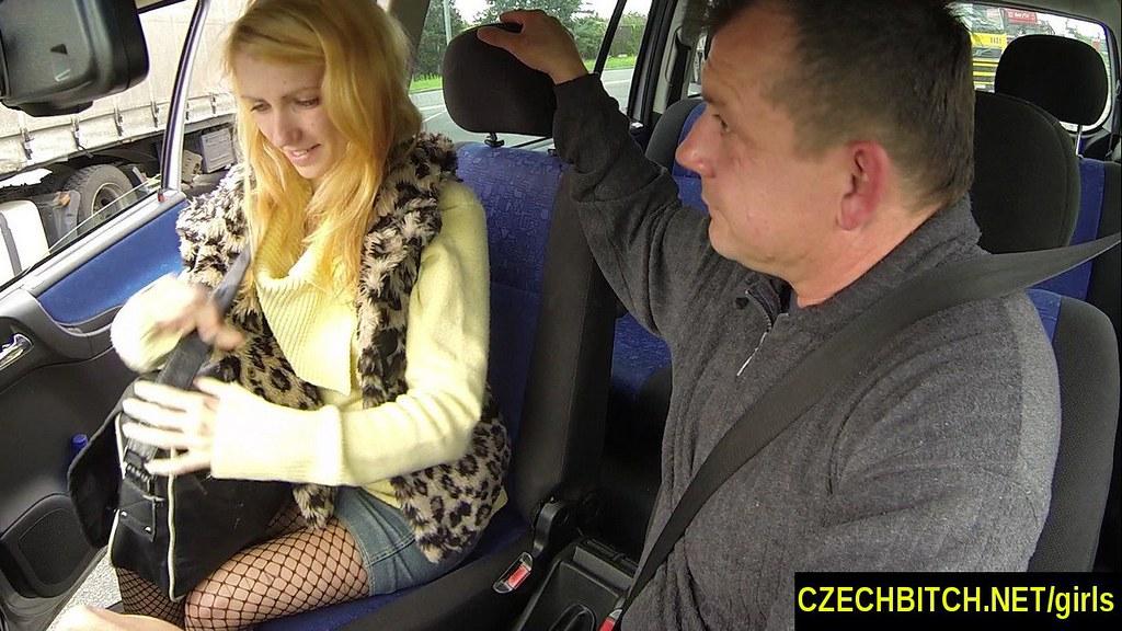Czech Bitch | - real czech roadside prostitute www