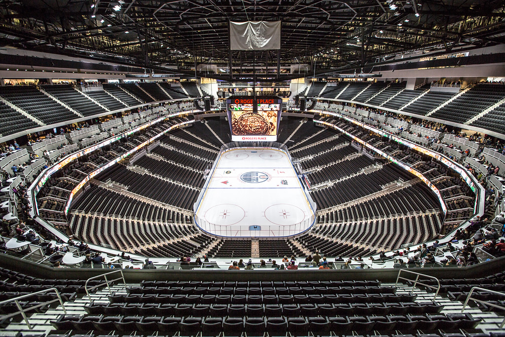 Rogers Arena Edmonton Jobs
