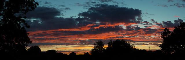 Sunset Triple