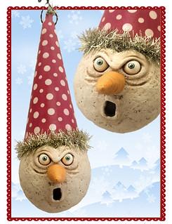 Snowball - Grumpy