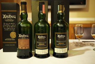 Ardbeg Single Casks, 1972, 73 and 74 | by Rollofunk