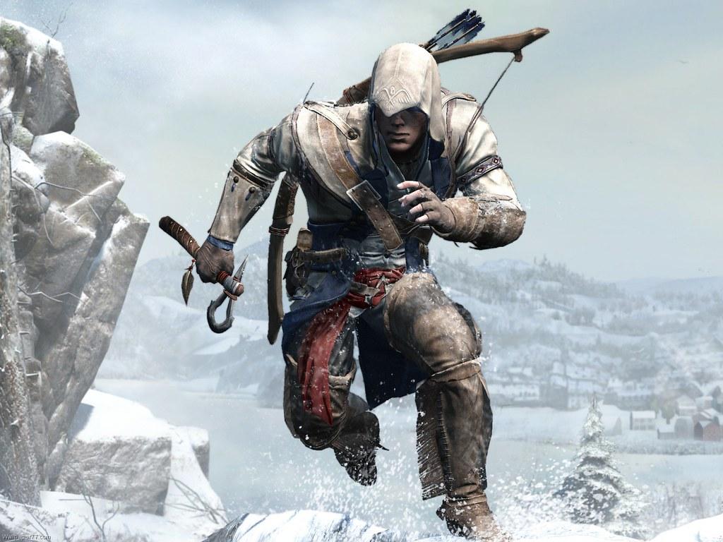 Assassins Creed 3 Ipad 3 Wallpaper Ipad Wallpaper Retina D Flickr