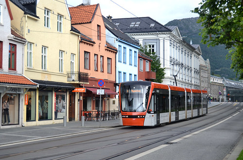 Bergen Light Rail / Bybanen
