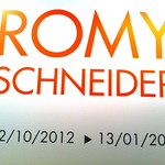Romy Schneider exhibition in the 'Caemersklooster' in Ghent