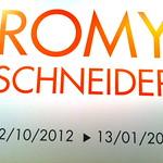Romy Schneider exhibition in the 'Caemersklooster' in Ghent