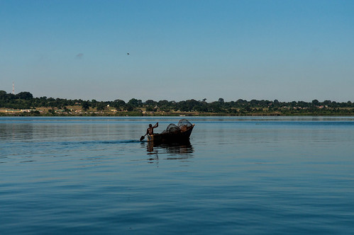 Fishing on Lake Victoria | by Tanya R.