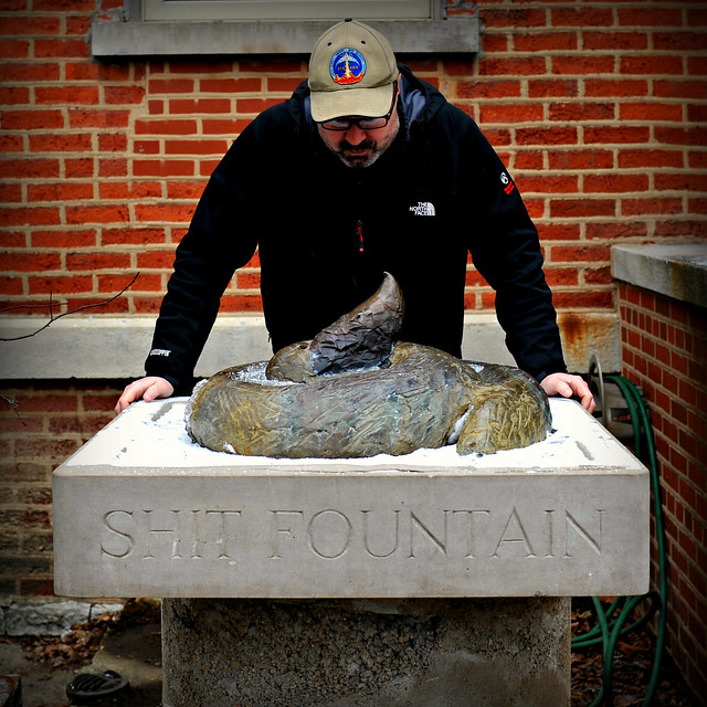 Google Search Gone Wrong ~ The Shit Fountain