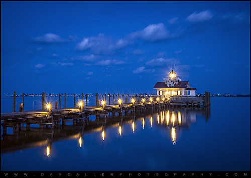 nightphotography blue lighthouse night landscape photography lights evening nc nikon northcarolina roanoke bluehour outerbanks obx daveallen marshes manteo carolinas screwpile d700 roanokemarshes mygearandme mygearandmepremium mygearandmebronze