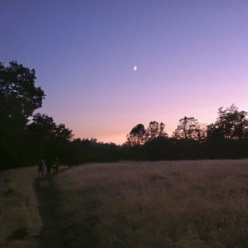 Hiking near Bear Hole, Bidwell Park | by RichShipley