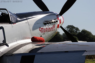 North American P-51D Mustang Marinell | by stu norris