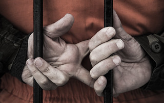Witness Against Torture: Captive Hands | by Shrieking Tree